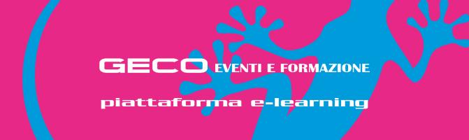 Elearning Geco Eventi